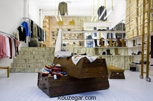 جدیدترین مدل دکوراسیون مغازه کوچک ۲۰۱۷