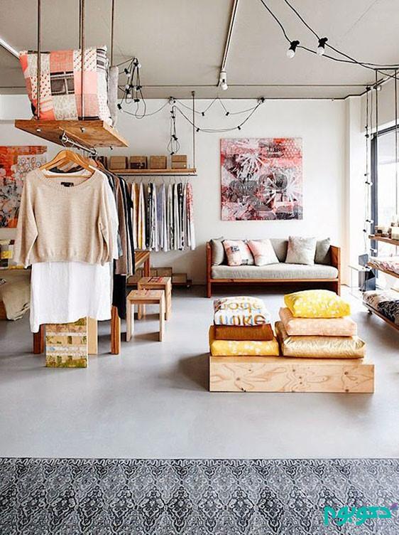 اصول طراحی چیدمان مغازه | طراحی دکوراسیون منزل,دکوراسیون داخلی منزل,ویترین مغازه