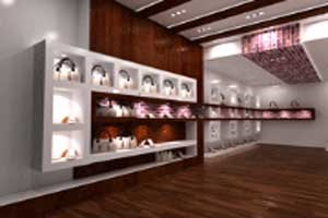 چگونگی یک مغازه ی مشتری پسند   طراحی دکوراسیون مغازه,دکوراسیون داخلی مغازه,نورپردازی