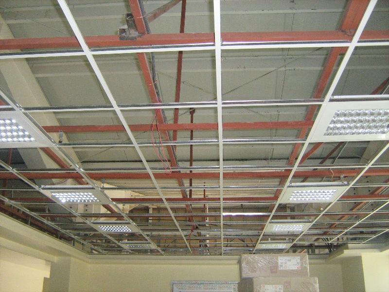 پروفیلهای اصلی و فرعی سقف کاذب | سقف کاذب | دیوار پوش | کف پوش | پارکت | کاغذ دیواری