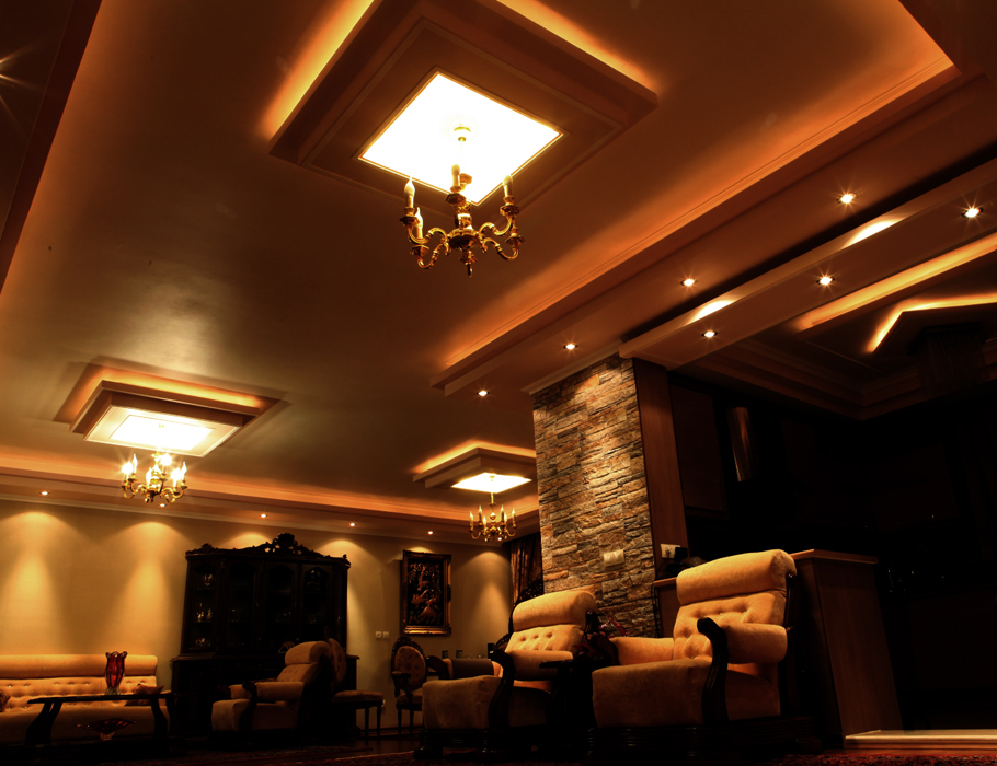 تعریف سقف کاذب | سقف کاذب | دیوار پوش | کف پوش | پارکت | کاغذ دیواری | کناف | لمینت