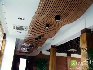 جدیدترین و زیباترین مدل های سقف کاذب pvc بهمراه عکس