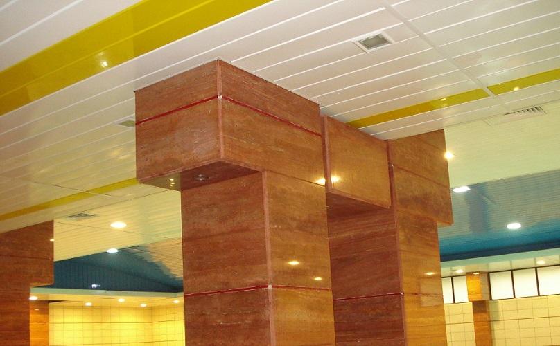 کاربرد سقف کاذب در دکوراسیون داخلی |  سقف کاذب | دیوار پوش | کف پوش | پارکت | کاغذ دیواری