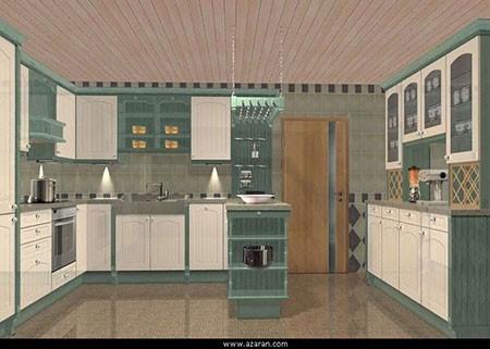تاثیر سقف کاذب پی وی سی بر دکوراسیون داخلی | سقف کاذب | دیوار پوش | کف پوش | پارکت