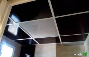 انواع سقف کاذب سرویس بهداشتی
