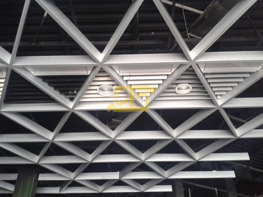 سقف کاذب سلولی گریلیوم | سقف کاذب | دیوار پوش | کف پوش | پارکت | کاغذ دیواری | لمینت | دکور