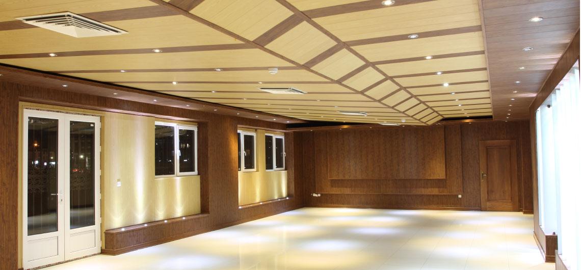 پانل پی وی سی | سقف کاذب | دیوار پوش | کف پوش | پارکت | کاغذ دیواری | لمینت | کناف | pvc