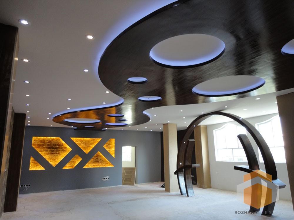 آشنایی با سقف کناف | سقف کاذب | دیوار پوش | کف پوش | پارکت | کاغذ دیواری | لمینت | دکور