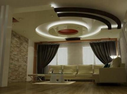 مدل های جدید سقف کناف در دکوراسیون | دیوار پوش | کف پوش | پارکت | کناف | pvc | لمینت
