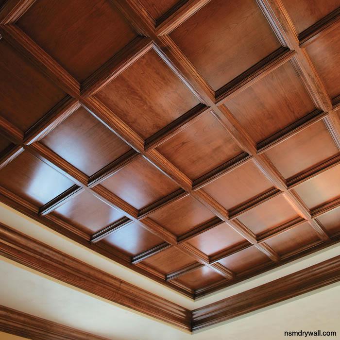 ایده کاربردی برای طراحی سقف | سقف کاذب | دیوار پوش | کف پوش | پارکت | کاغذ دیواری | کناف