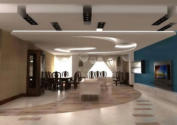 طرح هاي سقف کاذب |  دیوار پوش | کف پوش | پارکت | کناف | سقف کاذب چوبی | کاغذ دیواری