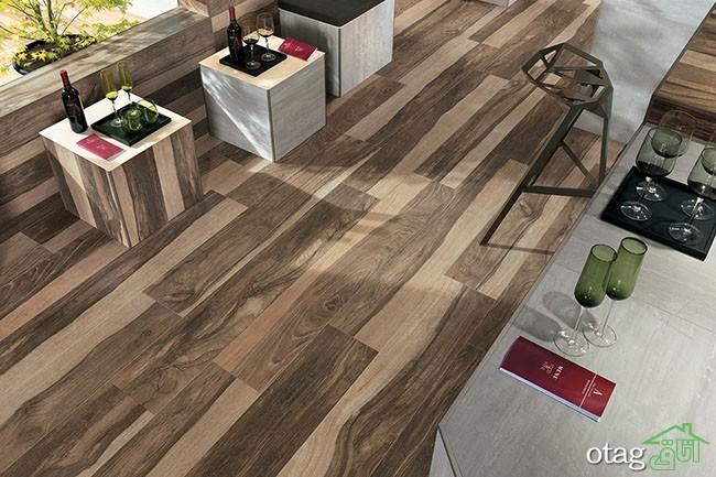 طبیعی ترین مدل های سرامیک طرح چوب | دیوار پوش | کف پوش | پارکت | کناف | pvc | لمینت