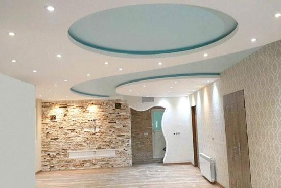 مدل های جدید سقف کناف آشپزخانه | دیوار پوش | کف پوش | پارکت | کناف | pvc | لمینت