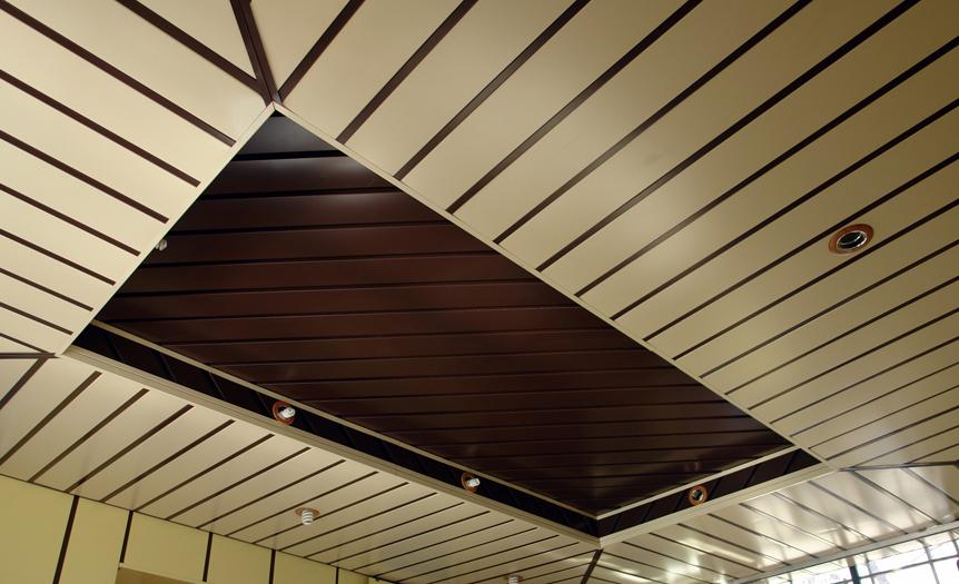 سقف کاذب دامپا |  سقف کاذب