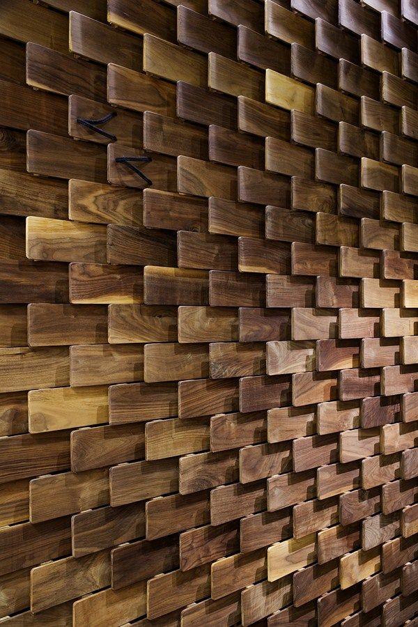 مشخصات فنی دیوارپوش چوبی