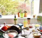 اشتباهات نظافت منزل |دستمال های گردگیری |سبد نظم دهنده | دکوراسیون ایرانی