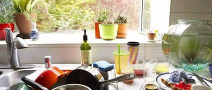 اشتباهات نظافت منزل |دستمال های گردگیری |سبد نظم دهنده | دکودان