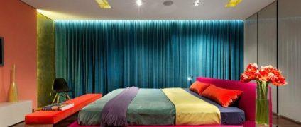 10 قانون برای انتخاب رنگ دیوار در دکوراسیون منزل |انتخاب رنگ مناسب چیدمان منزل