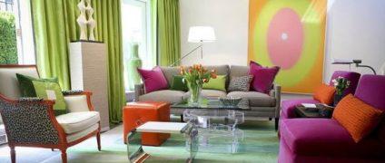 معجزه ی چرخه رنگ در دکوراسیون منزل | بهترین رنگ برای طراحی دکوراسیون