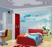 کاربرد رنگ های پاستیلی در دکوراسیون اتاق کودک با 30 طراحی زیبا | انواع رنگ پاستیلی