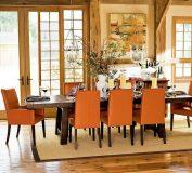 نحوه چیدمان اتاق غذاخوری خانه | طراحی دکوراسیون داخلی آشپزخانه | تزئین داخلی آشپزخانه