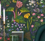آشنایی با مزیت های کاغذ دیواری پشت چسب دار | دکوراسیون ایرانی |انواع کاغذ دیواری | کاغذ دیواری برچسب دار