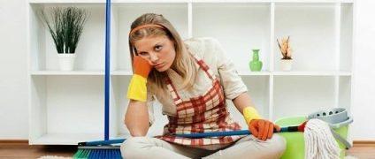 شخصیت شناسی طبق مدل خانه داری شما | چه کسانی در تمیز کردن خانه تنبل هستند