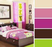 پیشنهادهای رنگی برای اتاق خواب | رنگ مناسب برای اتاق خواب | رنگبندی دکوراسیون اتاق خواب