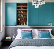 ایده های استفاده از کمد دیواری | کمد دیواری جدید و مدرن و متنوع | کمد دیواری برای اتاق