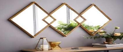 نحوه استفاده تزئینی از آینه | دکوراسیون ایرانی | ترئین آینه | استفاده از آینه در دکوراسیون