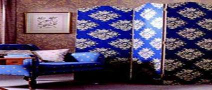 تفكيك فضا با پاراوان | تفكيك فضا دیوارک | تفکیک فضاهای داخلی منزل | دکوراسیون ایرانی