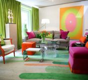 نحوه چیدمان اتاق بر اساس رنگ فرش | طراحی دکوراسیون اتاق خواب