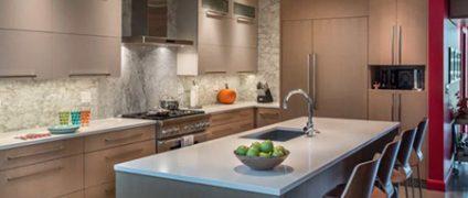 انتخاب سنگ مناسب برای کابینت آشپزخانه | کابینت آشپزخانه | بهترین سنگ کابینت آشپزخانه