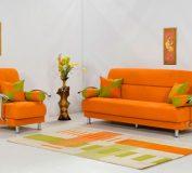 نکاتی برای استفاده از رنگ نارنجی در دکوراسیون | رنگ شناسی دکوراسیون | دکوراسیون با نارنجی