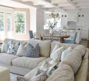 دکوراسیون جذاب منزل به سبک ساحلی   دکوراسیون ساحلی   دکوراسیون داخلی ویلا