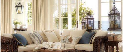 دکوراسیون داخلی منزل به سبک ساحلی | دکوراسیون ساحلی | دکوراسیون داخلی ویلا