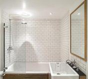 طراحی دکوراسیون حمام کوچک با 10 ترفند حرفه ای | دکوراسیون داخلی | طراحی دکوراسیون حمام