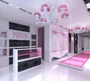 طراحی دکوراسیون مغازه مدرن و لوکس | طراحی دکوراسیون مغازه | دکور مغازه | ویترین مغازه