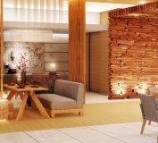 تاثیر دکوراسیون در فست فود و رستوران | بهترین طراحی داخلی فست فود | طراحی داخلی رستوران