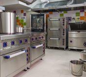 فهرست تجهیزات آشپزخانه های صنعتی | انواع تجهیزات آشپزخانه | تجهیزات آشپزخانه صنعتی