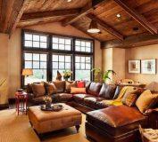 طراحی داخلی با چوب و کاربرد ایده های جذاب در دکوراسیون های چوبی | طراحی دکوراسیون چوبی
