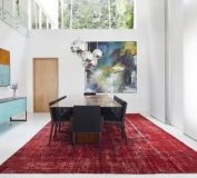 دکوراسیون خانه ای لاکچری برای زندگی، کار و اوقات فراغت | دکوراسیون داخلی منزل | طراحی داخلی