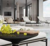 دکوراسیون مدیترانه ای مدرن و زیبا درخانه های ویلایی | طراحی دکوراسیون ویلا | ساخت ویلا