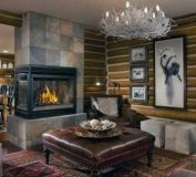 دکوراسیون روستیک در خانه های امروزی با طراحی زیبا و جالب | دکوراسیون منزل | طراحی روستیک