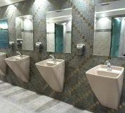 توالت فرنگی در دکوراسیون مدرن سرویس بهداشتی | دکوراسیون سرویس بهداشتی | دکوراسیون داخلی منزل