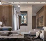 دکوراسیون خانه ای زیبا و مدرن با طراحی پر زرق و برق | طراحی داخلی منزل | چیدمان منزل