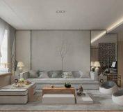 دکوراسیون شرقی مدرن در خانه ای زیبا و متفاوت | طراحی دکوراسیون منزل | طراحی داخلی خانه