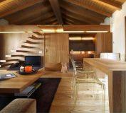 دکوراسیون چوبی انواع خانه های چوبی زیبا و جذاب   دکوراسیون داخلی ویلا   طراحی دکوراسیون منزل