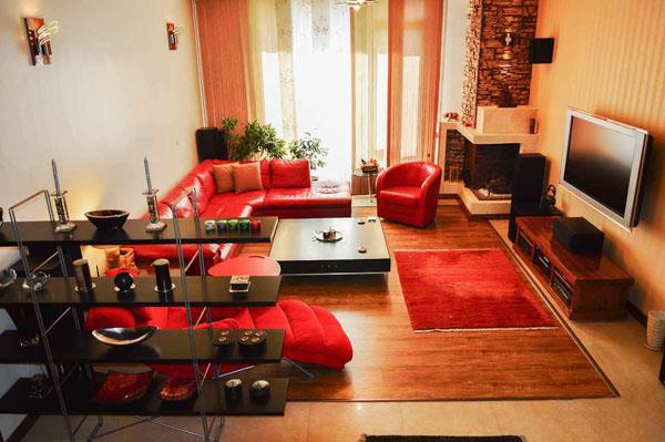 7 ایده راحت و زیبا برای طراحی دکوراسیون پذیرایی منزل