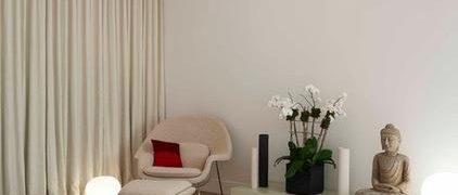 9 اتاق خواب با الهام از طراحی ژاپنی | طراحی اتاق خواب به سبک ژاپنی | طراحی دکوراسیون اتاق خواب